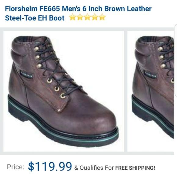 d511656c13b Mens boots NWT